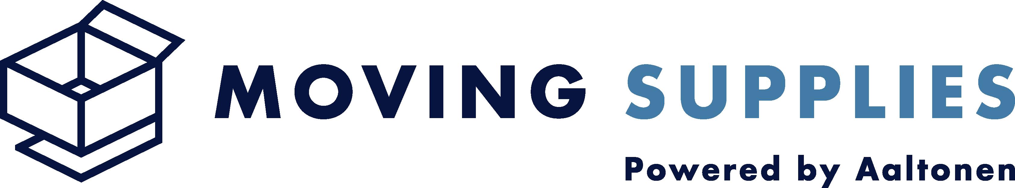 Moving Supplies Logo
